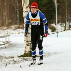 Skiing 30 km - Elin Lind (1239)