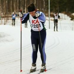 Skiing 30 km - Åsa Nilsson (2201)