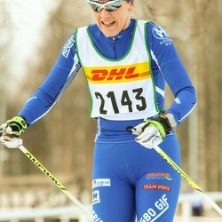 Skiing 30 km - Camilla Näslund (2143)