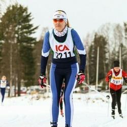 Skiing 30 km - Cecilia Bäckman (2211)