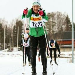 Skiing 30 km - Eva Axelsson (1222)