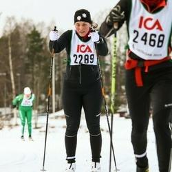 Skiing 30 km - Bodel Blom (2289)