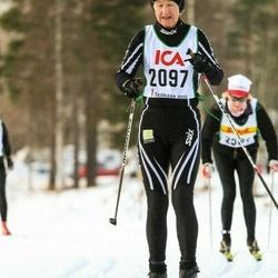 Skiing 30 km - Hild Perly Martinsen (2097)
