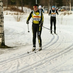 Skiing 30 km - Christina Lindblom (2172)