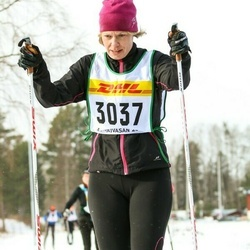 Skiing 30 km - Eva Josefsson (3037)