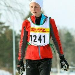 Skiing 30 km - Emma Olofsson (1241)