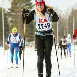 Skiing 30 km - Mia Tenlén (2249)