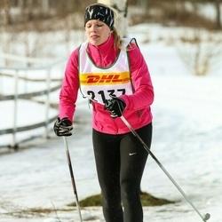 Skiing 30 km - Anna Rylander (2137)
