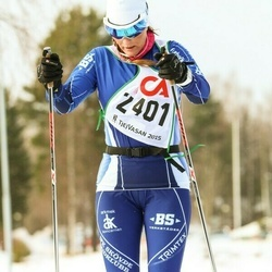 Skiing 30 km - Maria Andersson (2401)