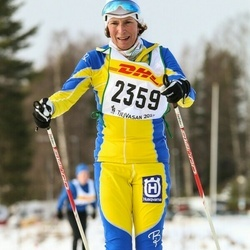 Skiing 30 km - Agneta Siebers (2359)