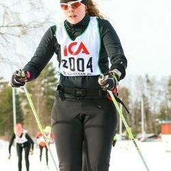 Skiing 30 km - Annica Lewin (2004)