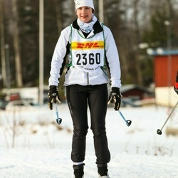 Skiing 30 km - Kristin Höög (2360)