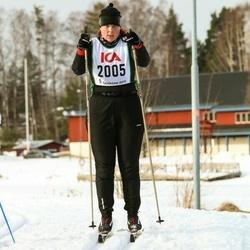 Skiing 30 km - Eleonor Hedlund (2005)