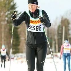 Skiing 30 km - Maria Stenkil (2386)