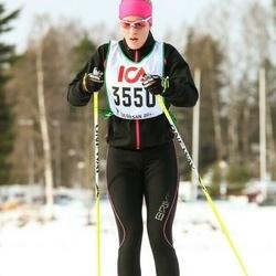 Skiing 30 km - Ebba Österberg (3550)