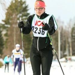 Skiing 30 km - Christina Johansson (2236)