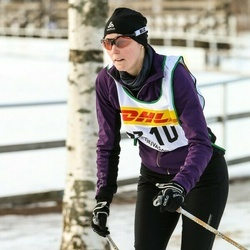 Skiing 30 km - Jenny Lind (2310)