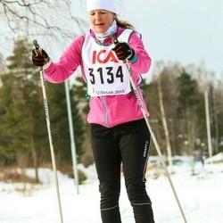Skiing 30 km - Åsa Folkesson (3134)