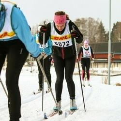 Skiing 30 km - Christina Larsson (3072)