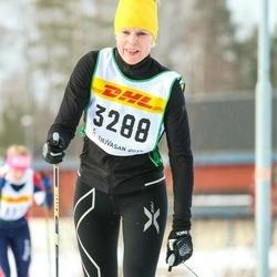 Skiing 30 km - Eva Karlsson (3288)