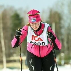 Skiing 30 km - Jenny Berg (3669)
