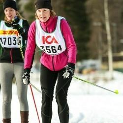 Skiing 30 km - Elisabeth Sandin (3564)