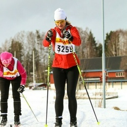 Skiing 30 km - Jenny Palmgren (3259)