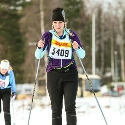 Skiing 30 km - Jenny Bjerneld (3409)