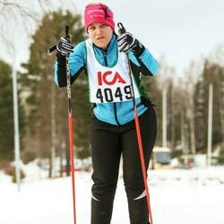 Skiing 30 km - Åsa Hansson (4049)