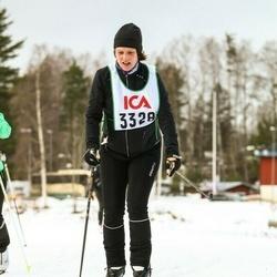 Skiing 30 km - Elisabeth Dahlgren (3328)