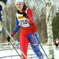 Skiing 30 km - Eline Ilag (3250)