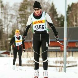 Skiing 30 km - Åse Kristin Nordstad (4366)