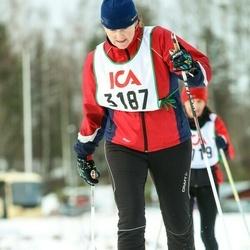 Skiing 30 km - Elisabeth Jönsson (3187)