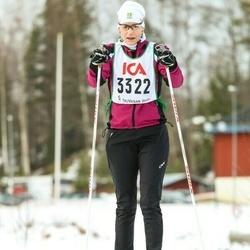 Skiing 30 km - Helène Sandlund (3322)