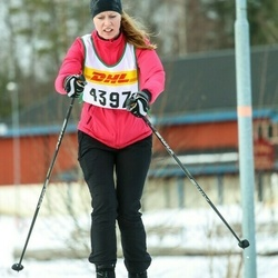 Skiing 30 km - Evelina Petersson (4397)