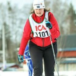 Skiing 30 km - Christina Wasström (3101)