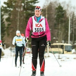 Skiing 30 km - Maria Åström (3665)