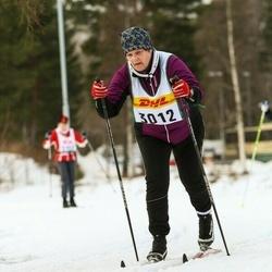 Skiing 30 km - Aud Stendahl Moberg (3012)