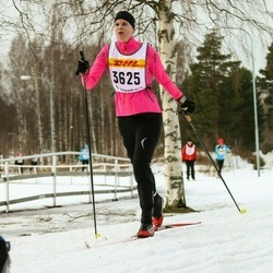Skiing 30 km - Caroline Svensson (3625)