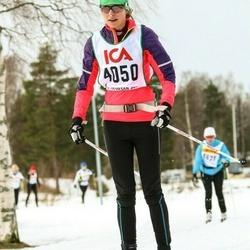 Skiing 30 km - Agneta Mattiasson (4050)
