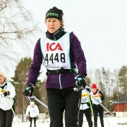 Skiing 30 km - Elisabeth Lundman (4448)
