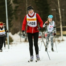 Skiing 30 km - Sofie Andersson (3408)
