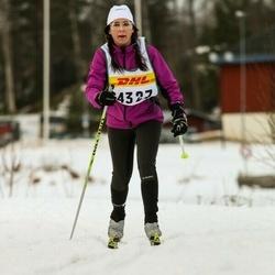 Skiing 30 km - June Lif (4327)