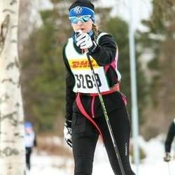 Skiing 30 km - Catherine Borg (6269)