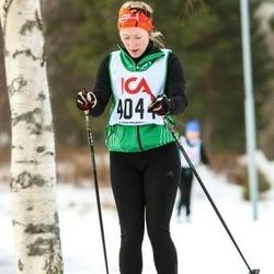 Skiing 30 km - Matilda Jonsson (4044)