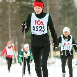 Skiing 30 km - Helena Creutz (5323)