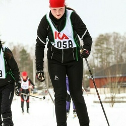 Skiing 30 km - Ellinor Aspö (4058)