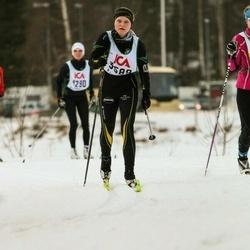 Skiing 30 km - Back Emilia Eriksson (3589)