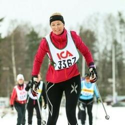 Skiing 30 km - Åsa Wallentin (3367)
