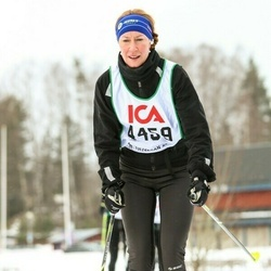 Skiing 30 km - Marie Einarsson (4459)
